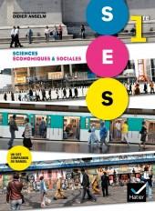 Sciences Economiques et Sociales 1re éd. 2011 - Manuel de l'élève