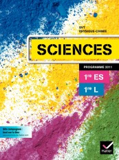 Sciences 1res ES/L éd 2011 - Manuel de l'élève
