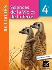 Sciences de la Vie et de la Terre 4e éd 2011 - Fichier d'activités