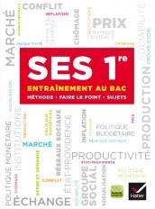 Sciences Economiques et Sociales 1re éd. 2014 - TD Entraînement au Bac