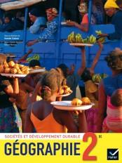 Géographie 2de éd. 2014 - Manuel de l'élève