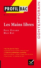 Profil - Éluard (Paul) : Les Mains libres