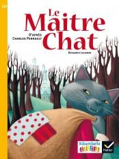 Ribambelle CE1 série jaune éd. 2016 - Le Maître Chat - Album 3
