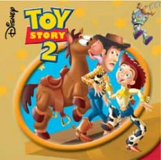 Toy Story 2, DISNEY MONDE ENCHANTE