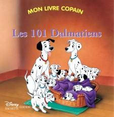 Les 101 Dalmatiens, MON LIVRE-COPAIN