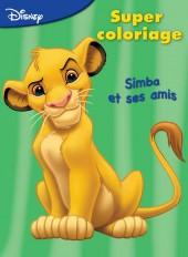 Simba, SUPER COLORIAGE