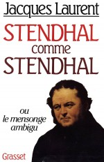 Stendhal comme Stendhal