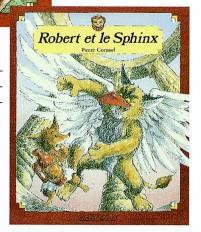 Robert et le Sphinx