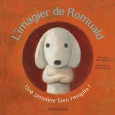 L'imagier de Romuald : une semaine bien remplie !