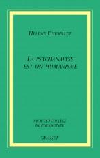 La psychanalyse est un humanisme