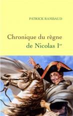 Chronique du règne de Nicolas 1er