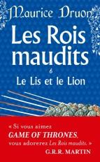 Rois maudits - Le Lis et le lion T6