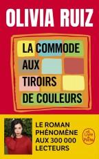 La Commode aux tiroirs de couleurs