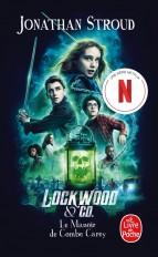 L'Escalier hurleur (Lockwood & Co, Tome 1)