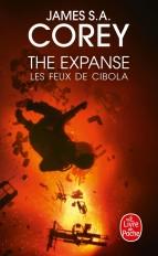 Les Feux de Cibola (The Expanse, Tome 4)