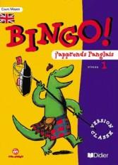 Bingo 1 - Cahier d'exercices
