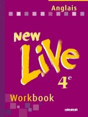 New Live 4e LV1 - Cahier d'exercices