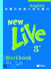 New Live 3e LV1 - Cahier d'exercices