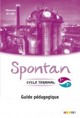 Spontan 1re/Tle - B1/B2 - Guide pédagogique - version papier
