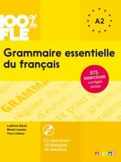 Grammaire essentielle du français niv. A2  - Livre + CD