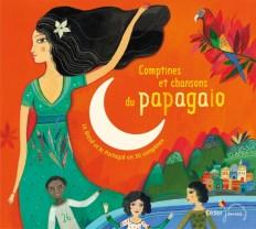 Comptines et chansons du papagaio (CD) - relook 2016