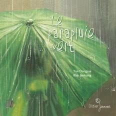 Le Parapluie vert - poche