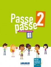 Passe - Passe niv. 2 -  Livre