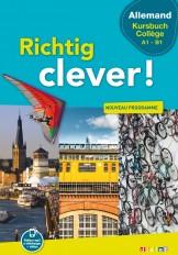 Richtig Clever Kursbuch Collège - Livre