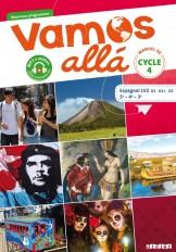Vamos allá Cycle 4 LV2 - Livre