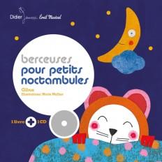 Berceuses pour petits noctambules - édition 2017