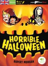 Horrible Halloween - Livre + mp3