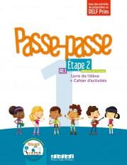 Passe - Passe niv.1 - Etape 2 - Livre + Cahier + CD