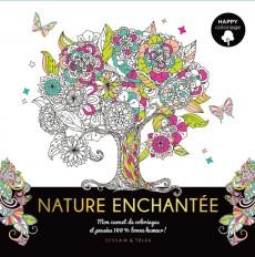 Happy coloriage Nature Enchantée