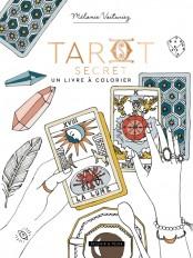 Tarot secret, un livre à colorier