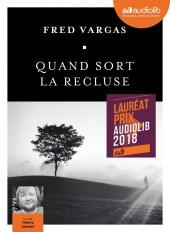 Quand sort la recluse - Prix Audiolib 2018