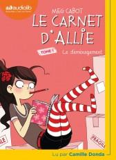 Le Carnet d'Allie 1 - Le Déménagement
