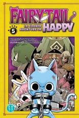 Fairy Tail - La grande aventure de Happy T05