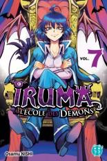 Iruma à l'école des démons T07