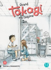 Quand Takagi me taquine T09