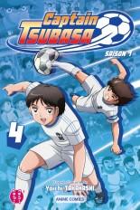 Captain Tsubasa - Saison 1 T04