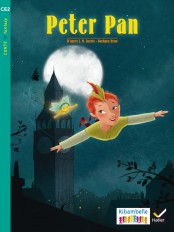 Ribambelle CE2 éd. 2017 - Peter Pan - Adapté par J.-M. Barrie et B. Brun - Album 5