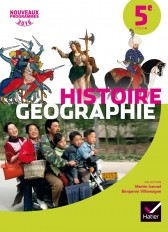 Histoire-Géographie 5e éd. 2016 - Manuel de l'élève