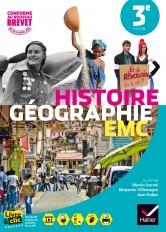 Histoire-Géographie Enseignement Moral et Civique 3e éd. 2016 - Manuel de l'élève