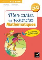 CAP Maths  CM2 Éd.2018 - Mon cahier de recherches