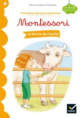 La ferme de Charlie - Premières lectures autonomes Montessori