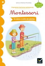 Un doux matin de pêche - Premières lectures autonomes Montessori