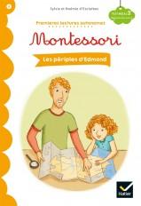 Les périples d'Edmond -Premières lectures autonomes Montessori