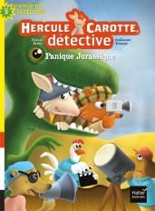Hercule Carotte :Panique jurassique
