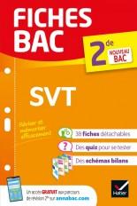 Fiches bac SVT 2de