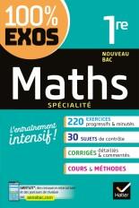 Maths 1re générale (spécialité)